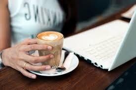 Tazas para servir el café